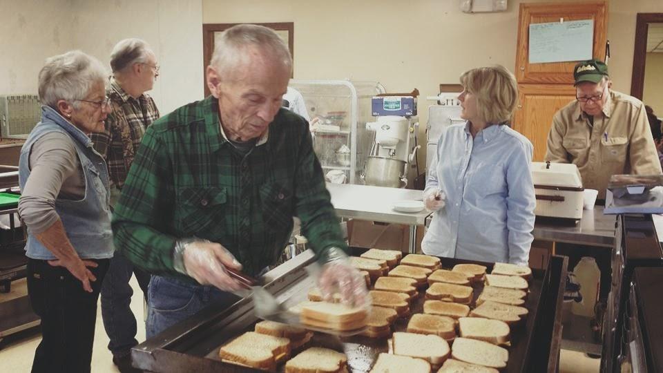 Community Outreach with Gloria Dei