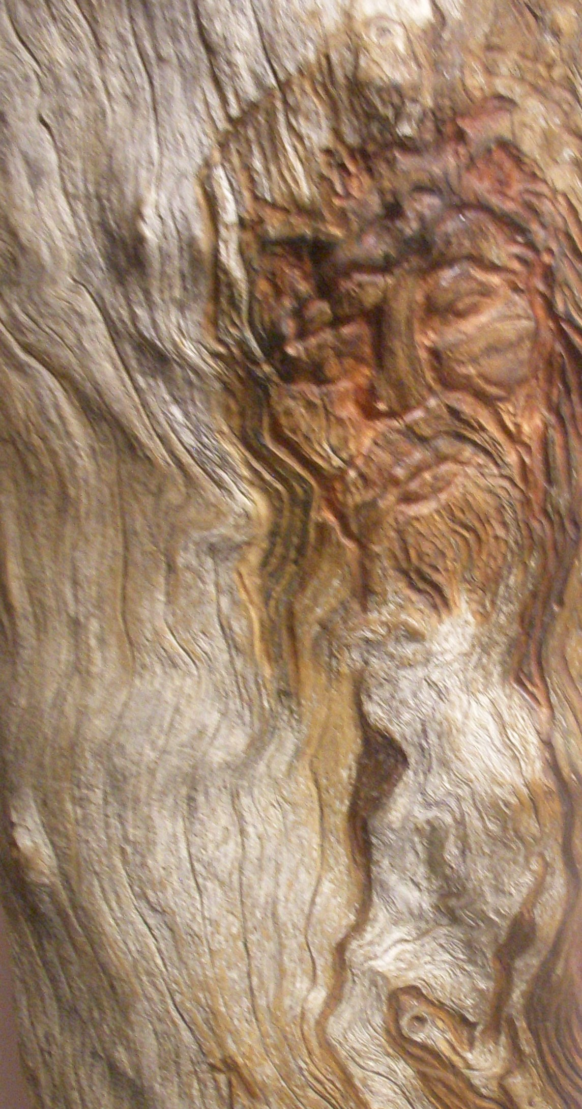 wood carving art of Jesus