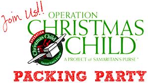 operation christmas child shoebox collection - Operation Christmas Shoebox
