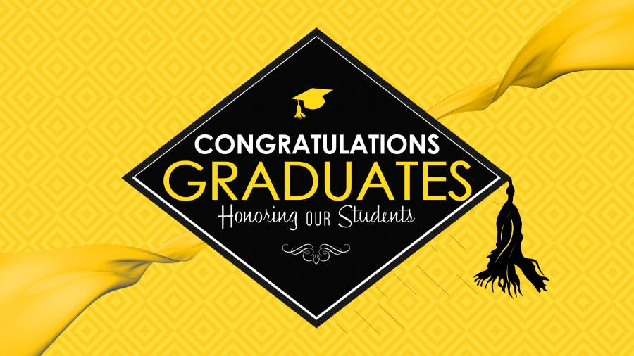 Celebrate our Graduates
