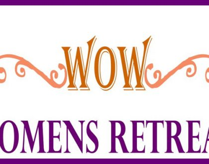 Women of the Word (WOW) Event