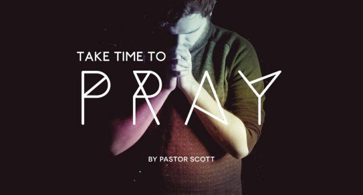 Taking Time to Pray