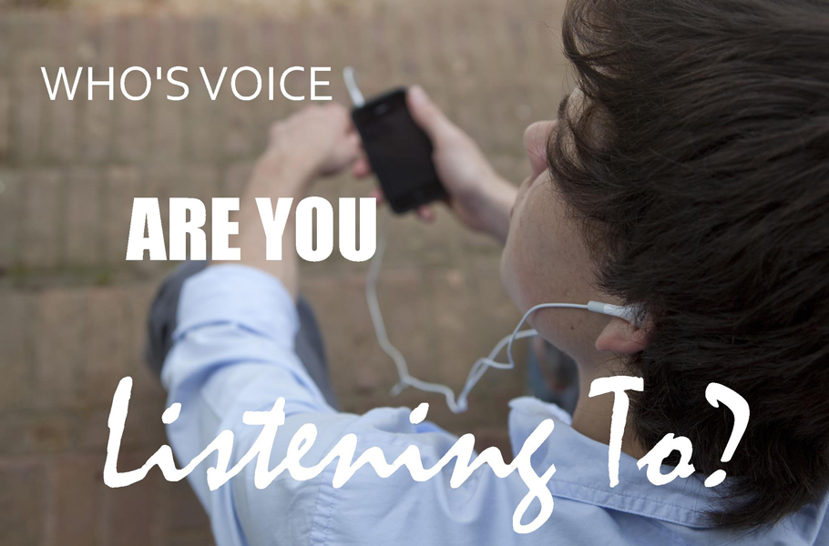 What Voice Do You Hear?